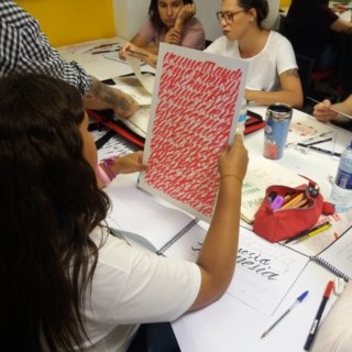 Da Caligrafia ao Lettering